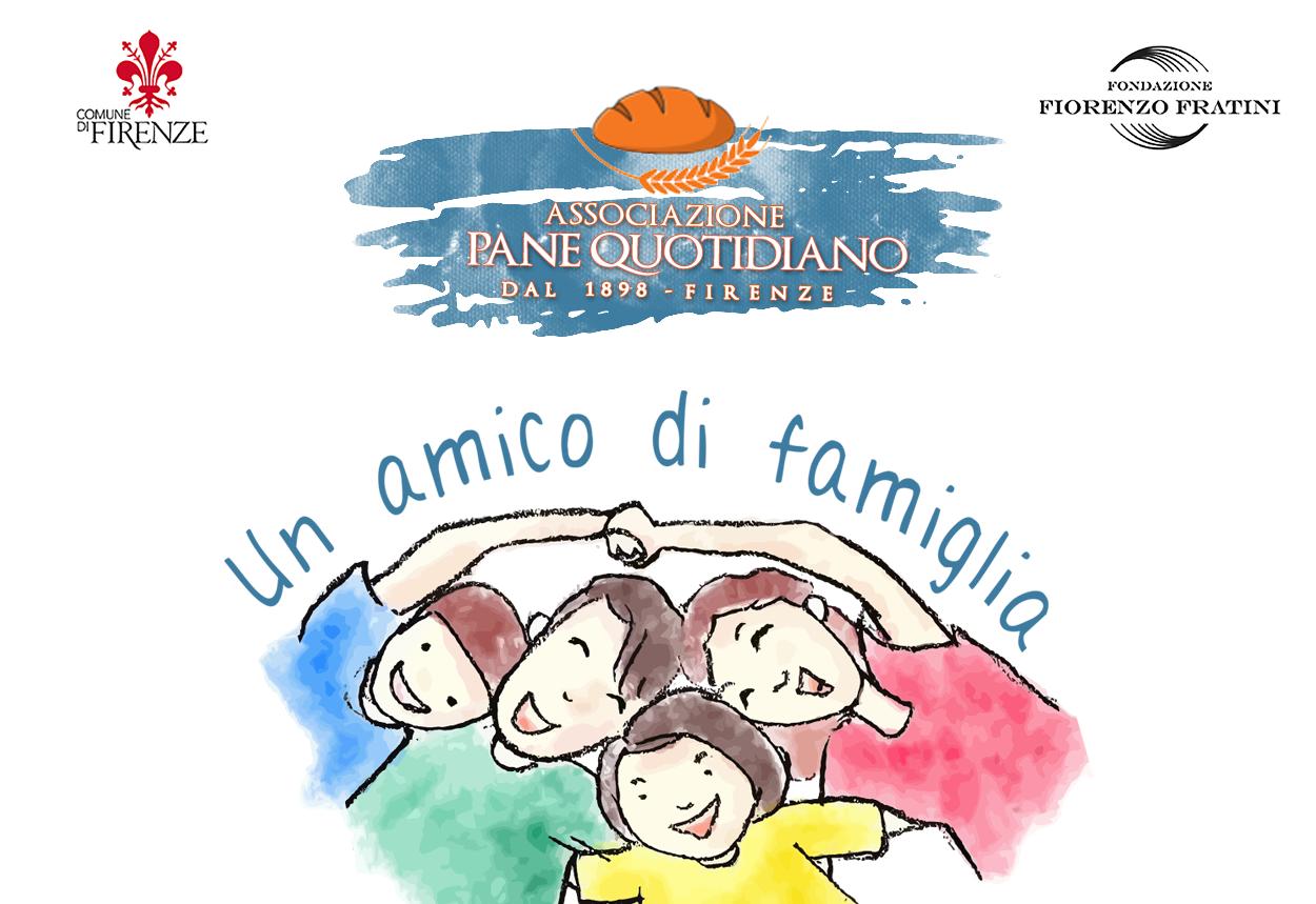 """Famiglie Bisognose Fiorentine: Il progetto """"Un amico di famiglia"""""""